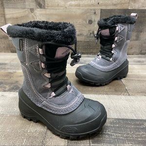 The North Face Girls Toddler Snow Boots Winter 11